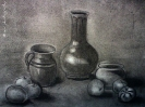 Still Life Charcoal