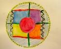 Peace Mandala - Tiffany